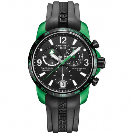 Express - Lay1009 - Engineer II Automatic Green Dial Men's Watch