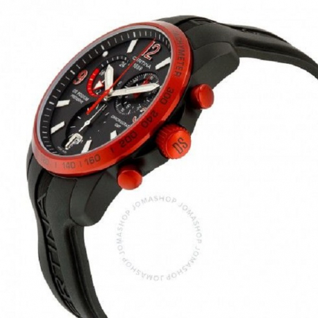 Express - Lay1006 - Engineer II Automatic Red Dial Men's Watch