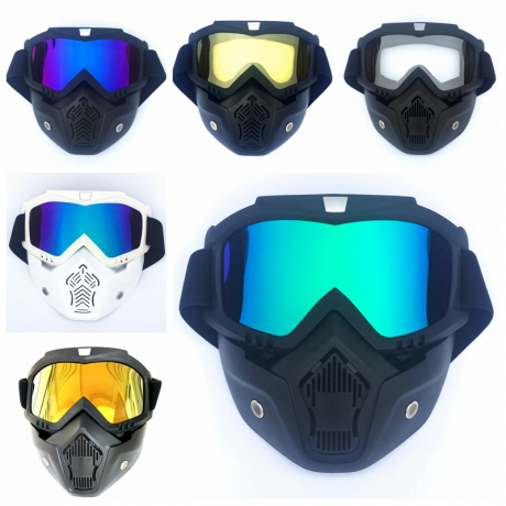 Peche Outdoor Sports Tackle Sunglass Motorcycle Mask PC Cycling Fishing Sunglasses